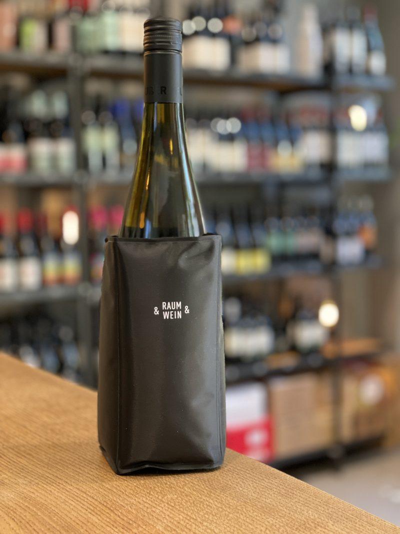 Jetzt Weinflaschenkühler / Kühlmanschette mit Klettverschluss online bestellen