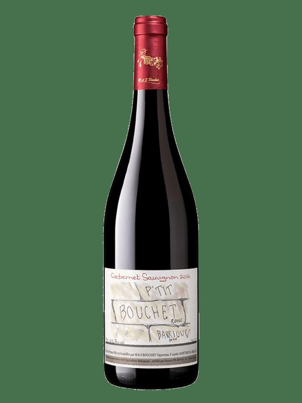Jetzt Cabernet Sauvignon – Le P'tit Bouchet online bestellen